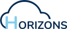 horizon logo footer
